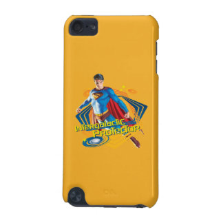 Superman Intergalactic Protector iPod Touch 5G Cases