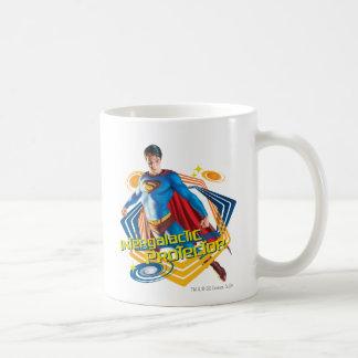 Superman Intergalactic Protector Mugs