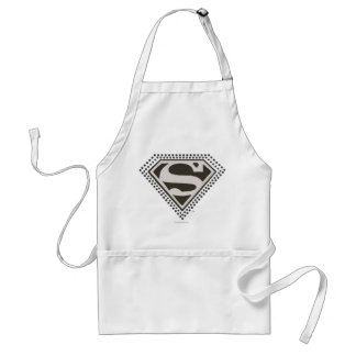Superman - It s Showtime Logo Aprons