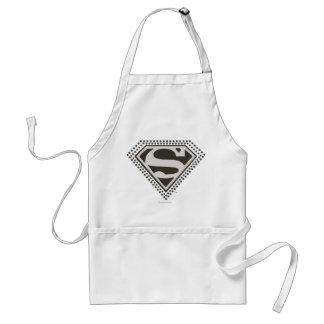 Superman - It's Showtime! Logo Standard Apron