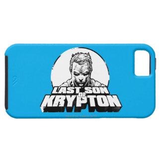 Superman Last Son of Krypton iPhone 5 Cover