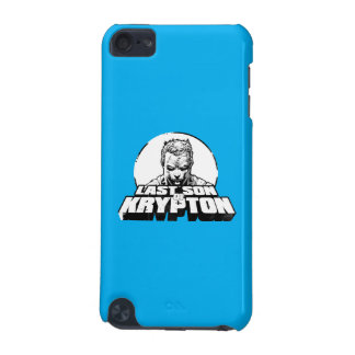 Superman Last Son of Krypton iPod Touch (5th Generation) Cover