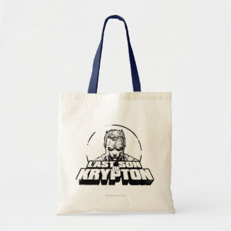 Superman Last Son of Krypton Tote Bag
