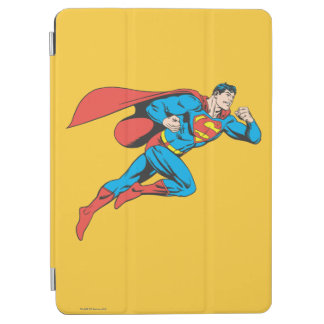 Superman Leaps Right iPad Air Cover
