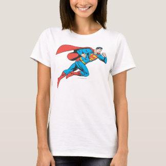 Superman Leaps Right T-Shirt