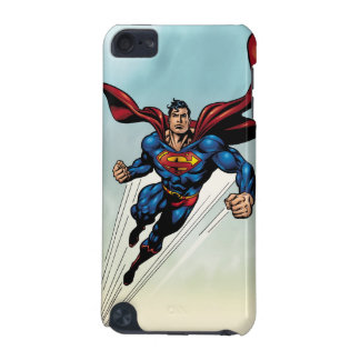 Superman leaps upward iPod touch 5G covers