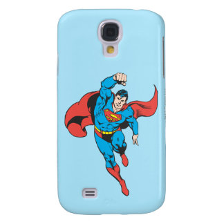 Superman Left Fist Raised Galaxy S4 Case