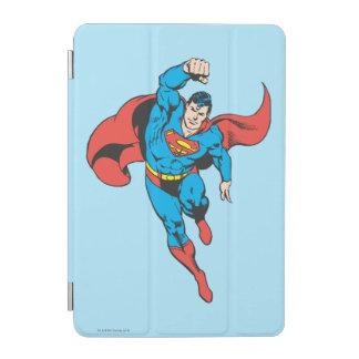 Superman Left Fist Raised iPad Mini Cover
