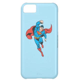 Superman Left Fist Raised iPhone 5C Case