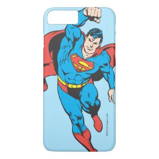 Superman Left Fist Raised iPhone 7 Plus Case