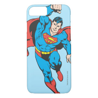 Superman Left Fist Raised iPhone 8/7 Case