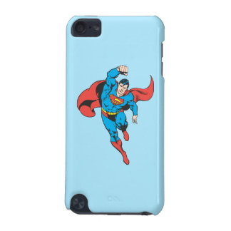 Superman Left Fist Raised iPod Touch 5G Cover