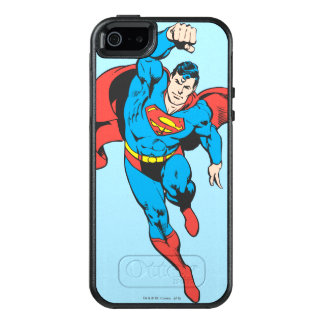 Superman Left Fist Raised OtterBox iPhone 5/5s/SE Case