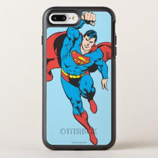 Superman Left Fist Raised OtterBox Symmetry iPhone 7 Plus Case