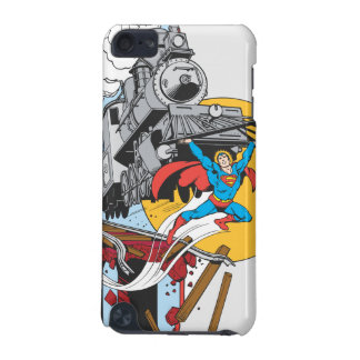 Superman Lifts Train iPod Touch 5G Cases