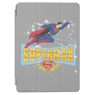 Superman Logo and Flight iPad Air Cover