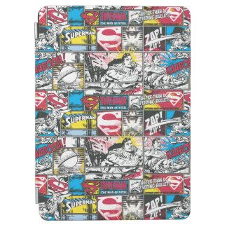 Superman Logo Pattern 2 iPad Air Cover