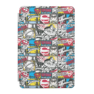 Superman Logo Pattern 2 iPad Mini Cover