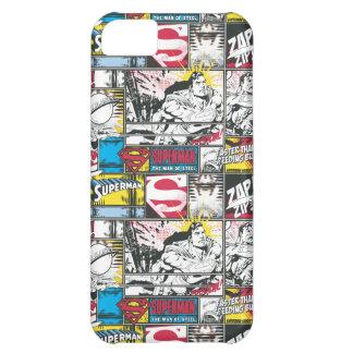 Superman Logo Pattern 2 iPhone 5C Case