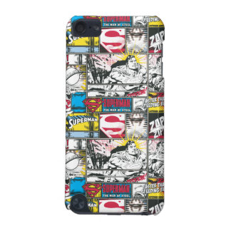 Superman Logo Pattern 2 iPod Touch 5G Cover