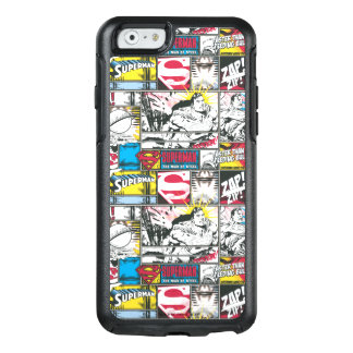 Superman Logo Pattern 2 OtterBox iPhone 6/6s Case
