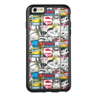 Superman Logo Pattern 2 OtterBox iPhone 6/6s Plus Case