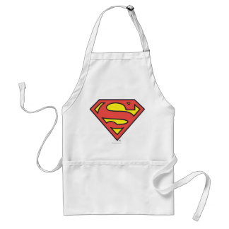 Superman Logo Standard Apron