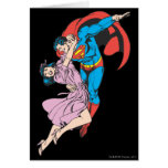 Superman & Lois in Pink