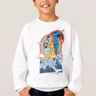 Superman & Lois in Yellow Sweatshirt