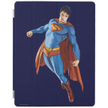 Superman Looking Down iPad Cover
