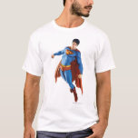Superman Looking Down T-Shirt