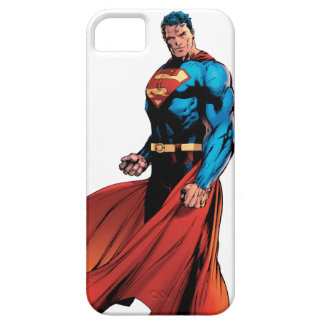 Superman Looks Front Barely There iPhone 5 Case
