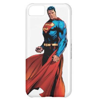 Superman Looks Front iPhone 5C Case