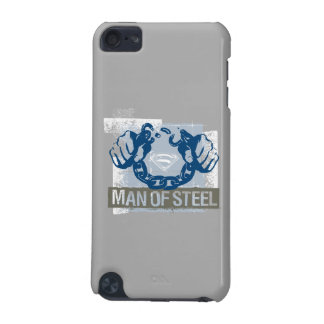 Superman Man of Steel iPod Touch (5th Generation) Covers