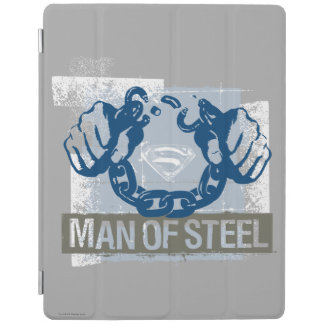 Superman Man of Steel iPad Cover