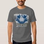 Superman Man of Steel Tee Shirts