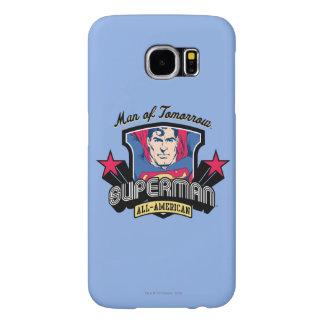 Superman - Man of Tomorrow Samsung Galaxy S6 Cases