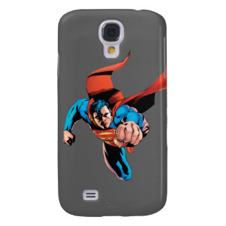 Superman moving forward galaxy s4 case