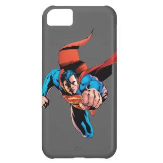 Superman moving forward iPhone 5C case