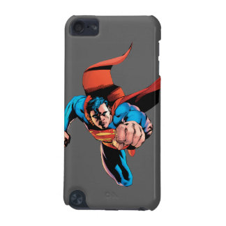 Superman moving forward iPod touch 5G cases