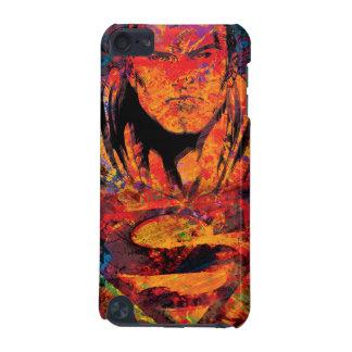 Superman Orange Grunge iPod Touch 5G Case