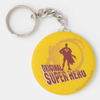 Superman Original Super Hero Key Ring