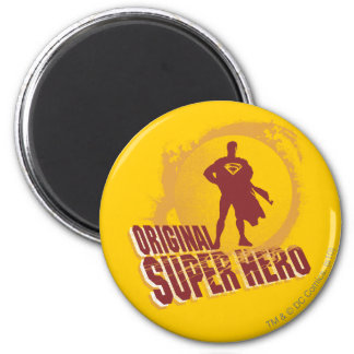 Superman Original Super Hero Magnet