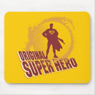 Superman Original Super Hero Mouse Mat