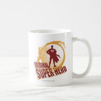 Superman Original Super Hero Coffee Mug