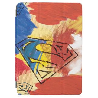 Superman Painted Logo iPad Air Cover