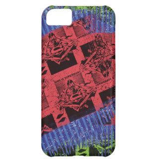 Superman Pattern iPhone 5C Case
