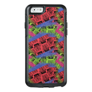 Superman Pattern OtterBox iPhone 6/6s Case