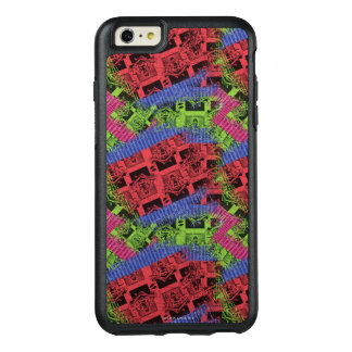 Superman Pattern OtterBox iPhone 6/6s Plus Case