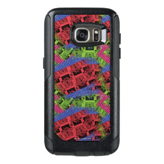 Superman Pattern OtterBox Samsung Galaxy S7 Case